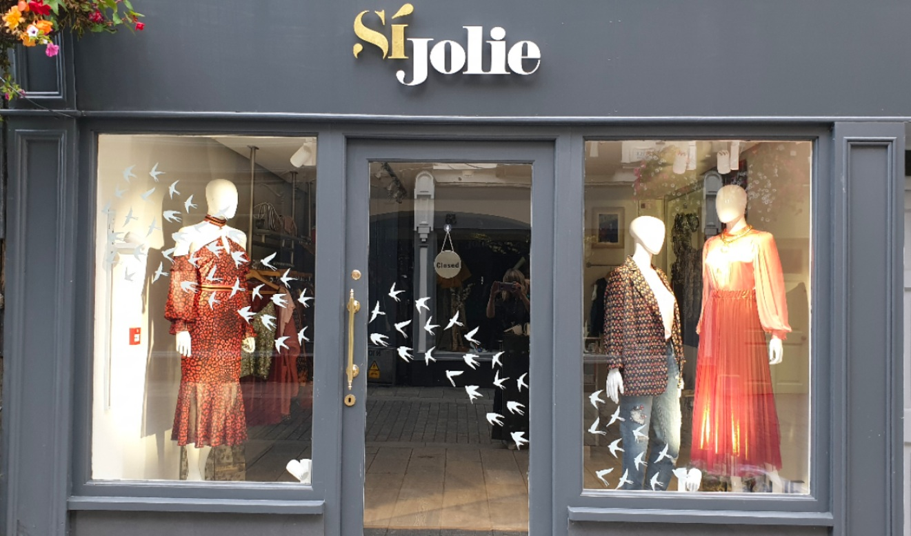 Contact Si Jolie | Womens Ladies Clothing Shop Wexford